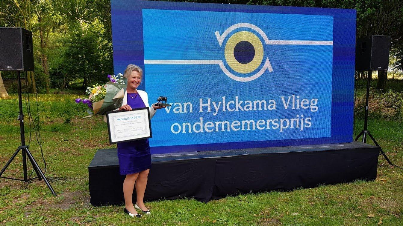 In de finale van de Ondernemersprijs van Noord Holland