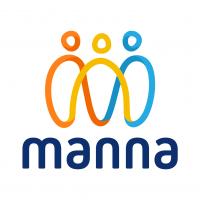 Logo Manna - Connect Generations